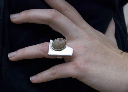 Opal Ring by Kate Furman
