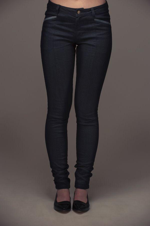 Jamie Jeans | Jeans, Schnittmuster und Jeans nähen