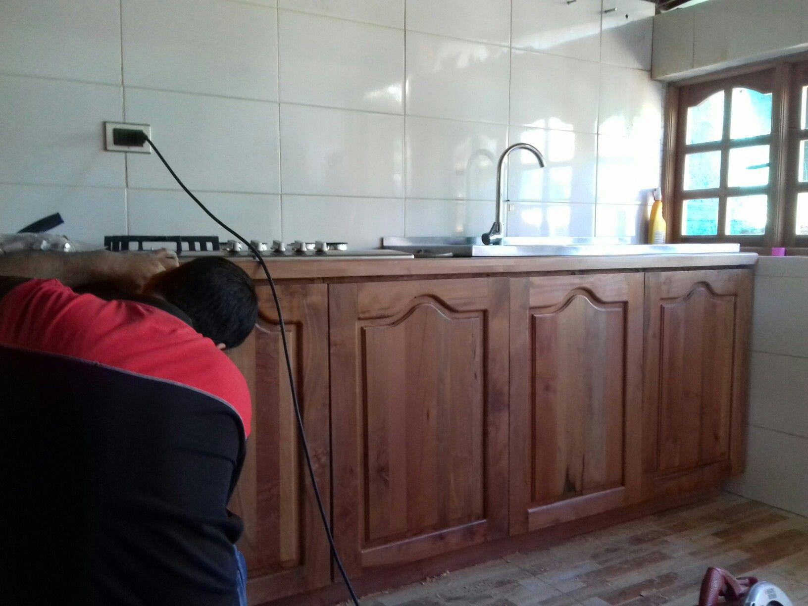 Pin de TerraMadera en Cocina en madera solida | Pinterest | Madera y ...