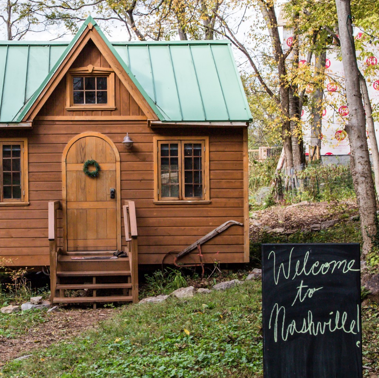This Tiny Cottage In Nashville Is One Of The Most Sought