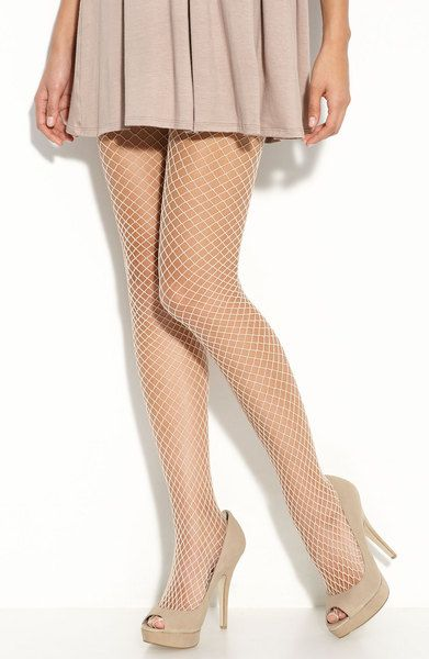 53d5f8966cdf Fishnet Tights - Lyst