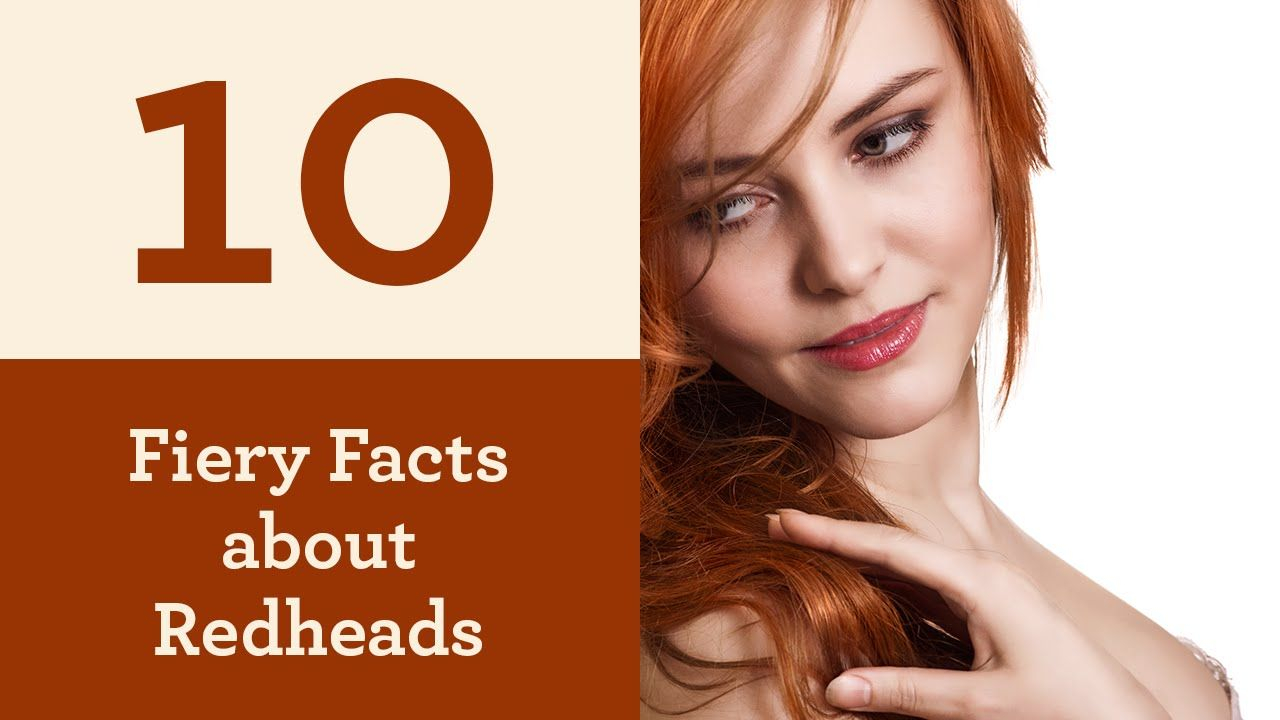 42 Interesting Facts About Redheads Factretriever Com Redhead Facts Red Hair Facts Hair Facts
