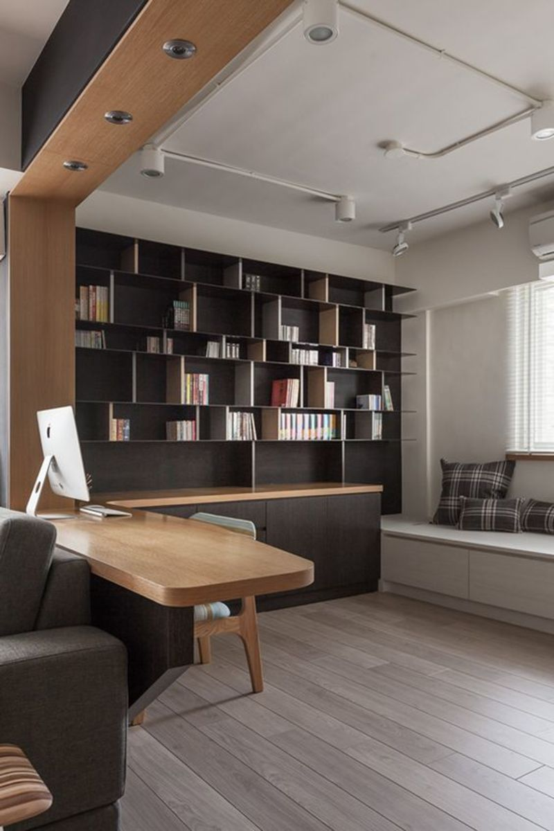 Tewes design nyc executive office seattle interior design - Minimal Interior Design Inspiration