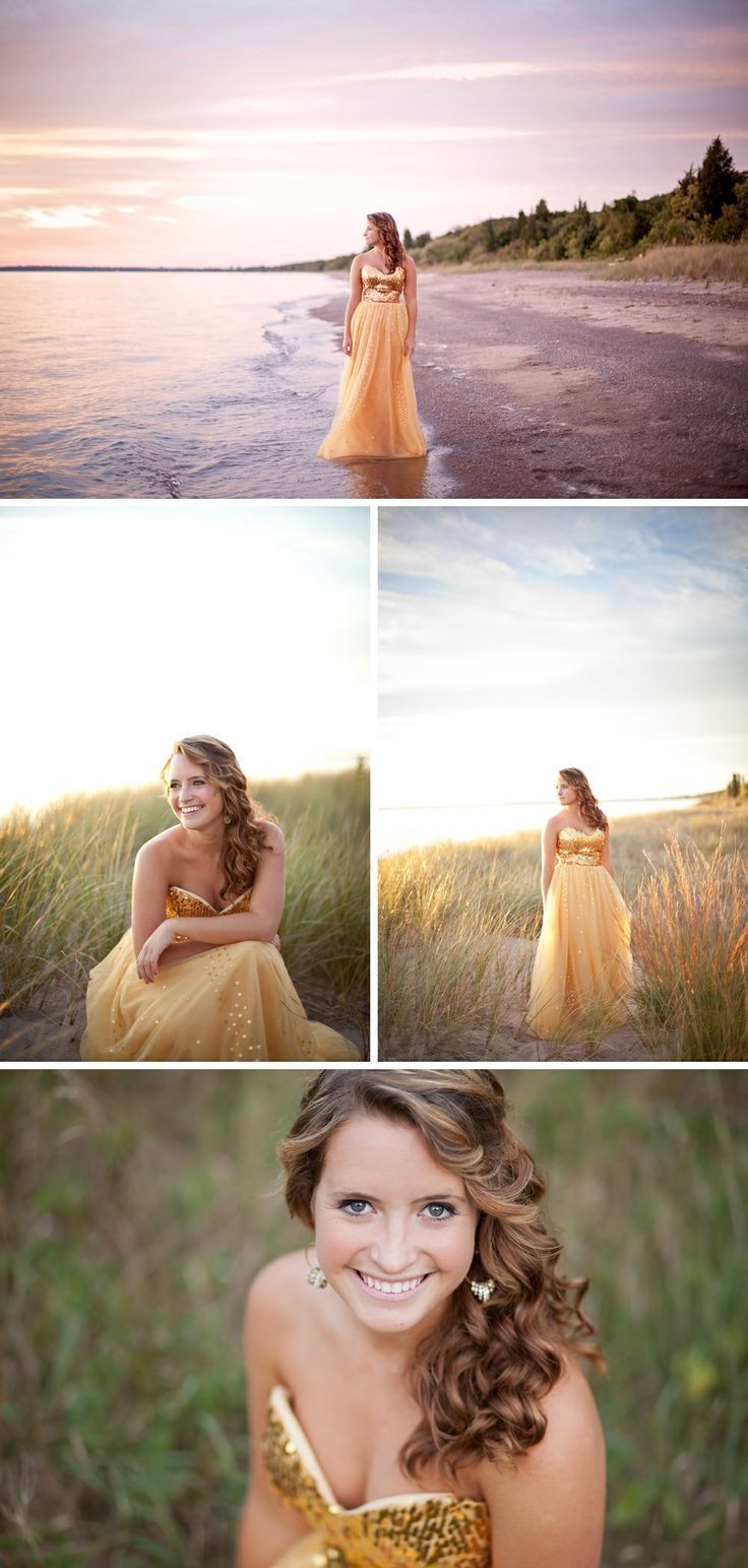 Gold Prom Dresses #promphotographyposes Gold Prom Dresses #promphotographyposes