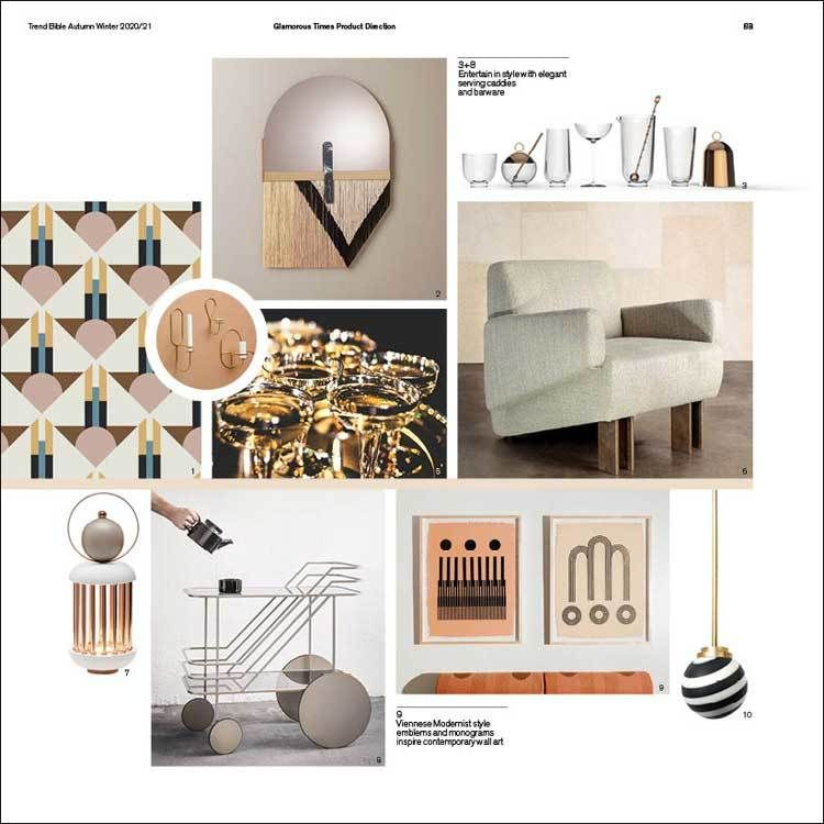 Trend Bible Home And Interior Trends Aw 20 21 With Images