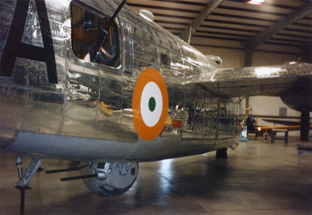 Indian Air Force B-24.