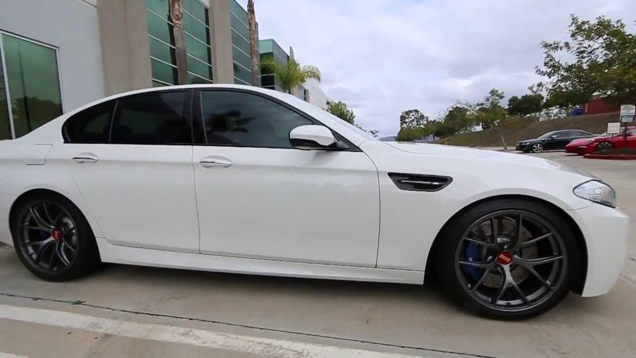 Bmw F10 M5 Grey On Adv 1 Wheels Bmw Bmw Performance Bmw M5