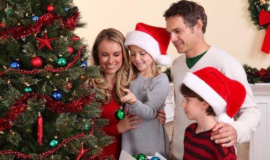 19 Fotos Magicas De Navidad Para Hacer En Familia Fotografia