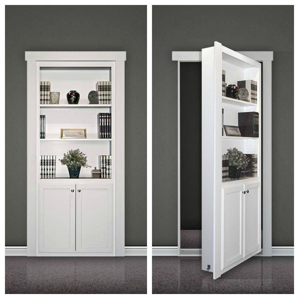 Hidden Doors | Bookcase Door | Secret Doors | Home Ideas | Pinterest |  Hidden Door Bookcase, Bookcase Door And Secret Doors