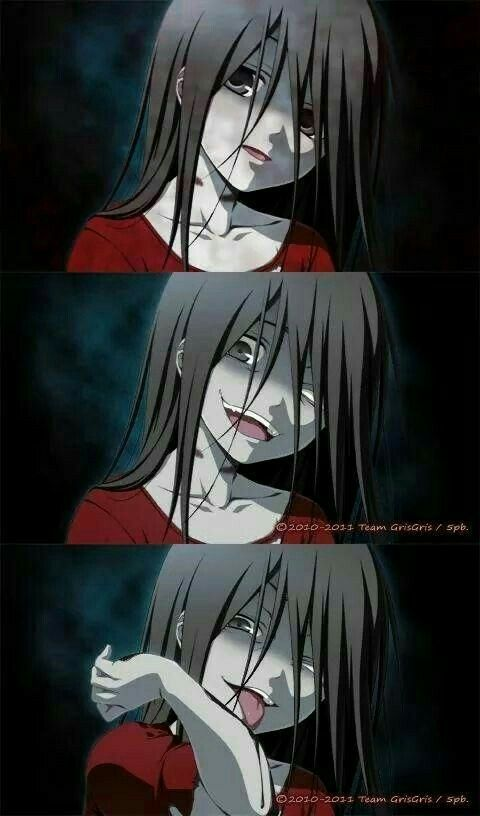 Shinozaki Sachiko Comic Corpse Party Menina Anime Anime