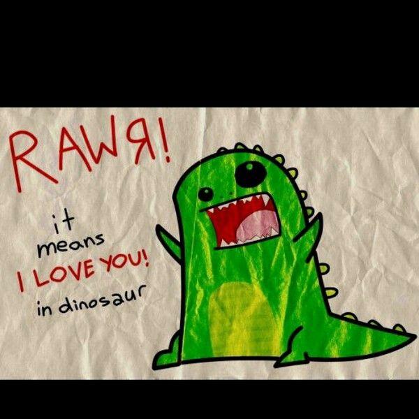 Rawr ;3