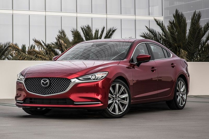 2018 Mazda 6 Signature Review Adn Price In 2020 Mazda 6 Sedan Mazda Cars Mazda 6