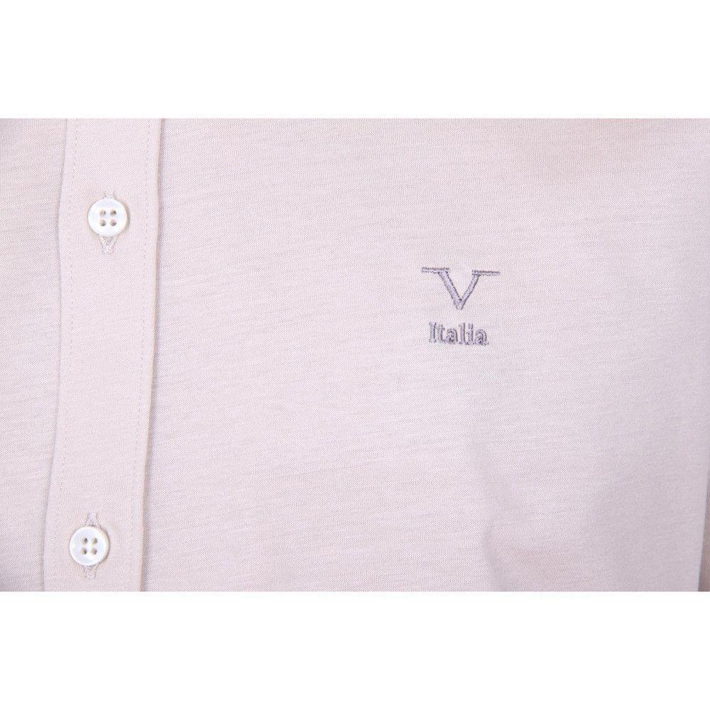 Beige XXL Versace 19.69 Abbigliamento Sportivo Srl mens long sleeve shirt Paris Jersey. size: XXL.Versace 19.69 Abbigliamento Sportivo Srl mens long sleeve shirt Paris Jersey Beige Details - Composition:Condition : This item is brand new