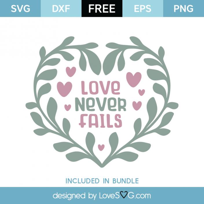 Download Pin en LOVE SVG