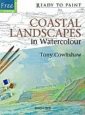 Coastal Landscapes In Watercolour With Free Tracings Ready To