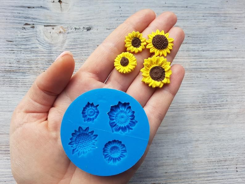 polymer clay moulds Accessories Fimo