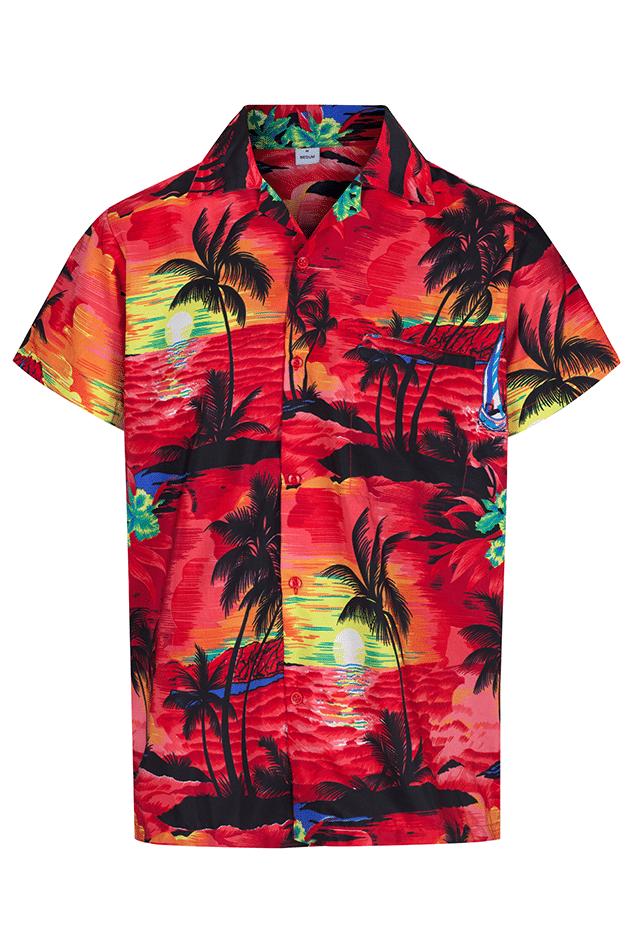 Al Pacino Scarface Hawaiian Shirt Hawaiian Shirts Online Mens Hawaiian Shirts Hawaiian Print Shirts Hawaiian Shirt