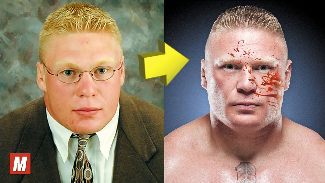 Brock Lesnar From 1 To 40 Years Old Brock Lesnar Brock Lesnar Wwe Mma Fight