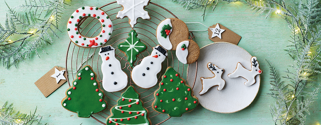 Jane S 12 Days Of Decorating Biscuits Dessert In 2019 Christmas