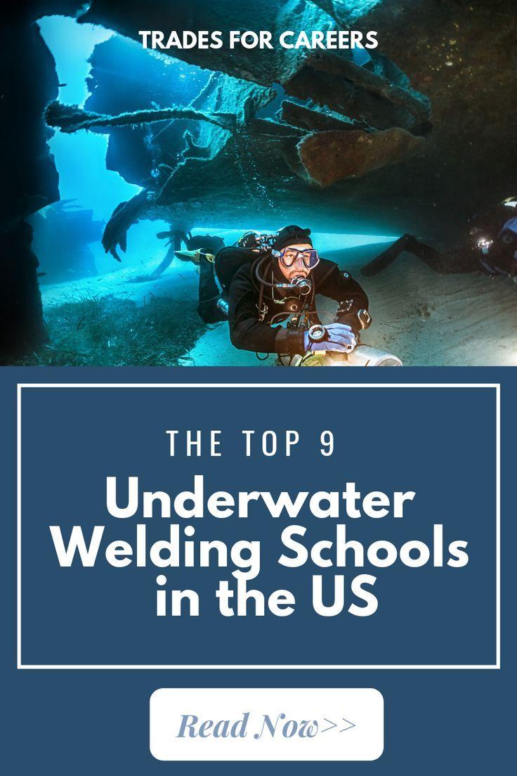 The best underwater welding schools near me in the united