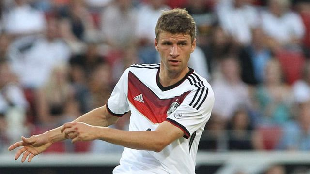 Thomas Muller Germany Bayren Munich He S A Player To Watch Especially During The World Cup The 2010 Golden Boot Winne Fifa Thomas Muller Thomas Muller