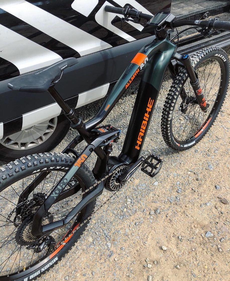 Haibikeofficial Allmtn 8 0 2019 Flyon Repost Hdc M Follow Us On Fb E Mtb Fahrzeuge Fahrrad