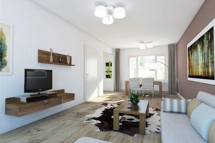 Interieur Huis Ideeen.Interieur Idee Voor Een Te Koop Staande Woning Aan De Van Speijklaan