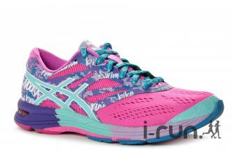 Asics Gel Noosa Tri 10 W pas cher - Chaussures running femme running Route  & chemin