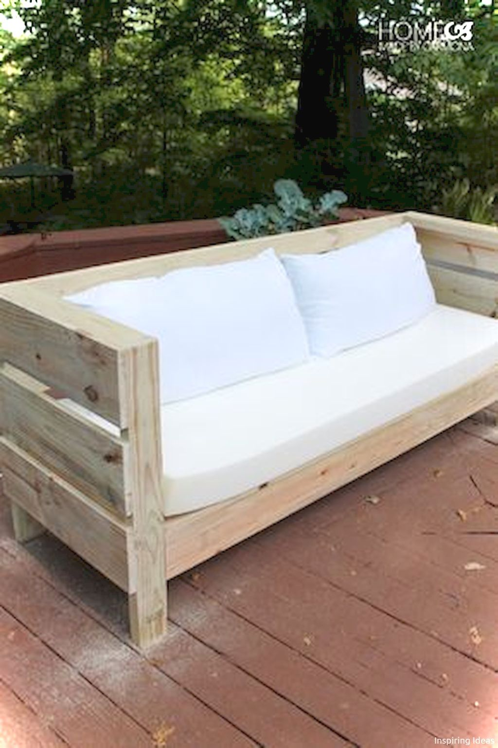 gorgeous outdoor garden furniture ideas in crafts wood
