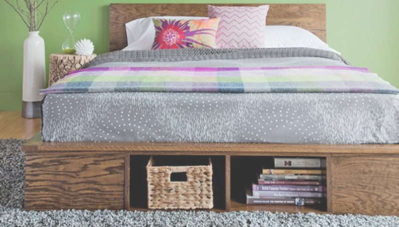 This Diy Bed Frame Will Cost You Less Than 500 To Build