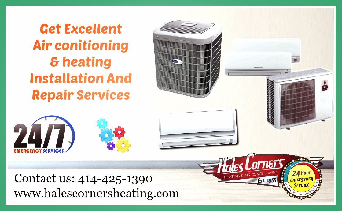 Get The Best Air Conditioner And Heating Repair Services Heating