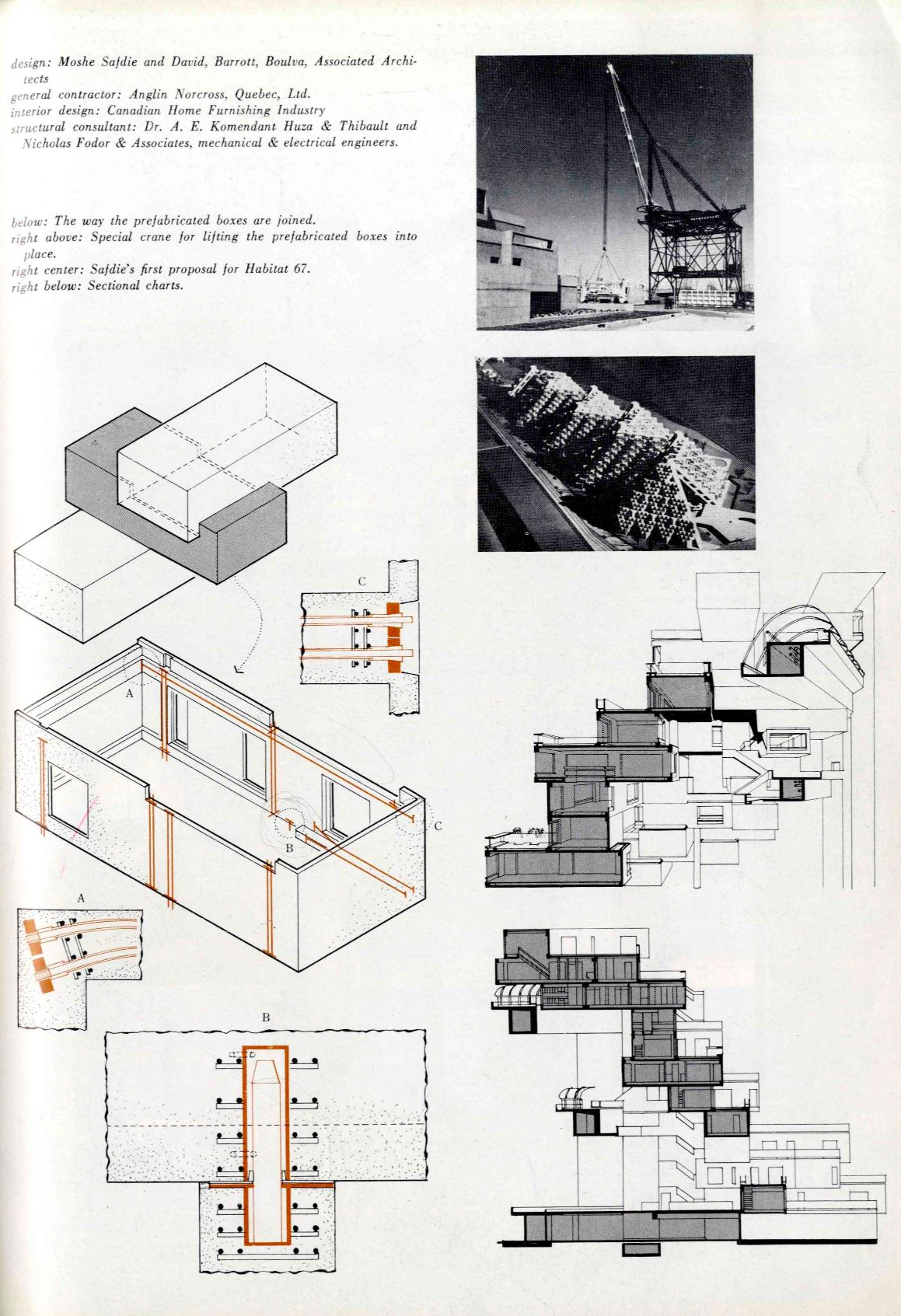 Moshe safdie habitat 67 montreal canada 1967 my inspiration for arch pinterest for Construction habitat