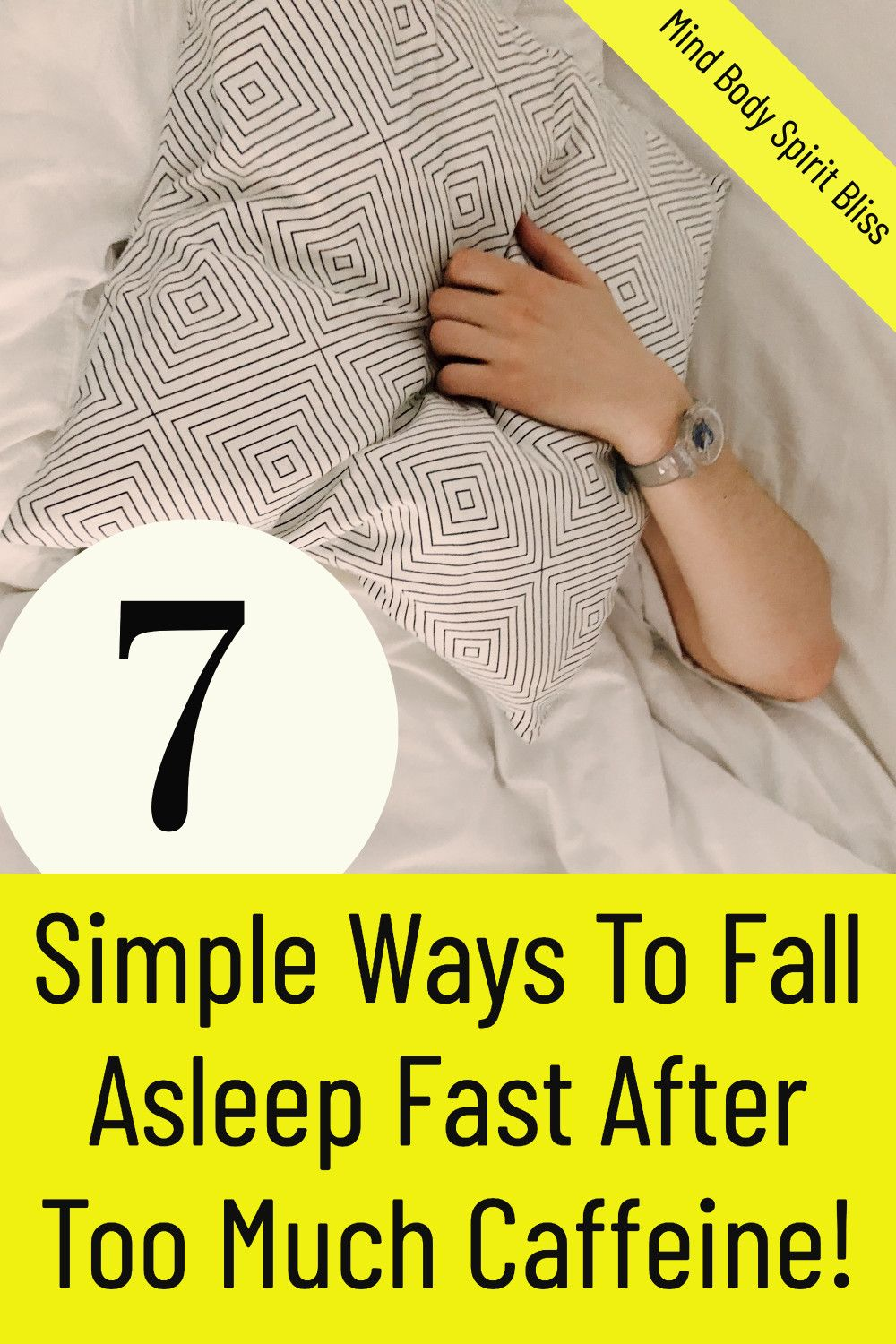 7 Simple Tips To Help You Fall Asleep Fast After Caffeine