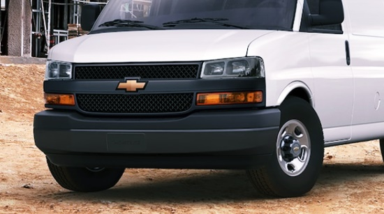 2021 Chevy Express Rumors Redesign Price