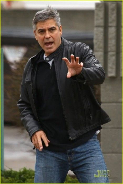 079c9e78de George Clooney The Ides of March Belstaff Jacket | Leathers Club in ...