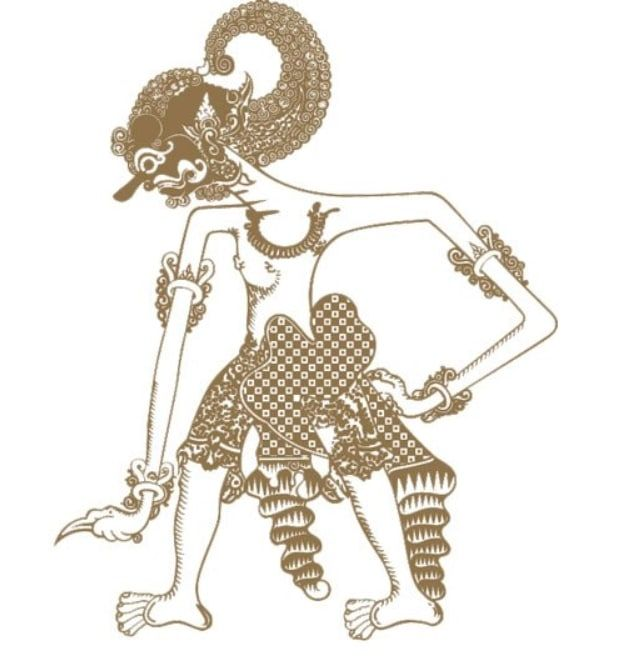 Nail Art Untuk Kulit Hitam: Hasil Gambar Untuk Wayang Arjuna Hitam Putih