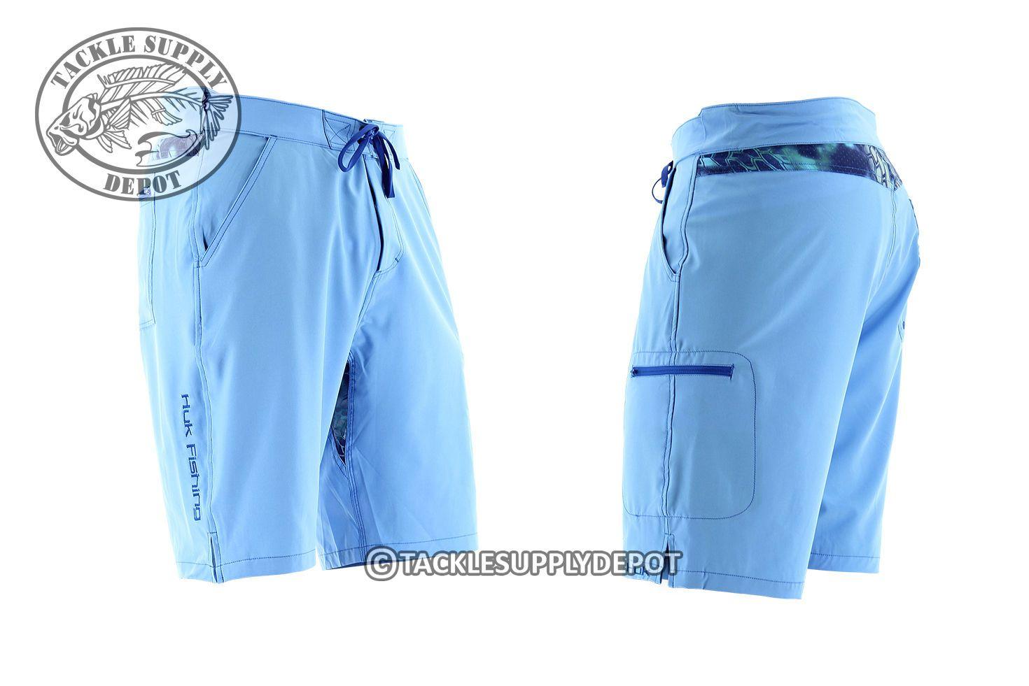 Pants And Shorts 139454 Huk Fishing Next Level Board Shorts