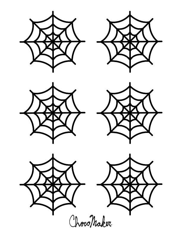 spider web template spider web wall decal piping halloween square frame for text with spider. Black Bedroom Furniture Sets. Home Design Ideas