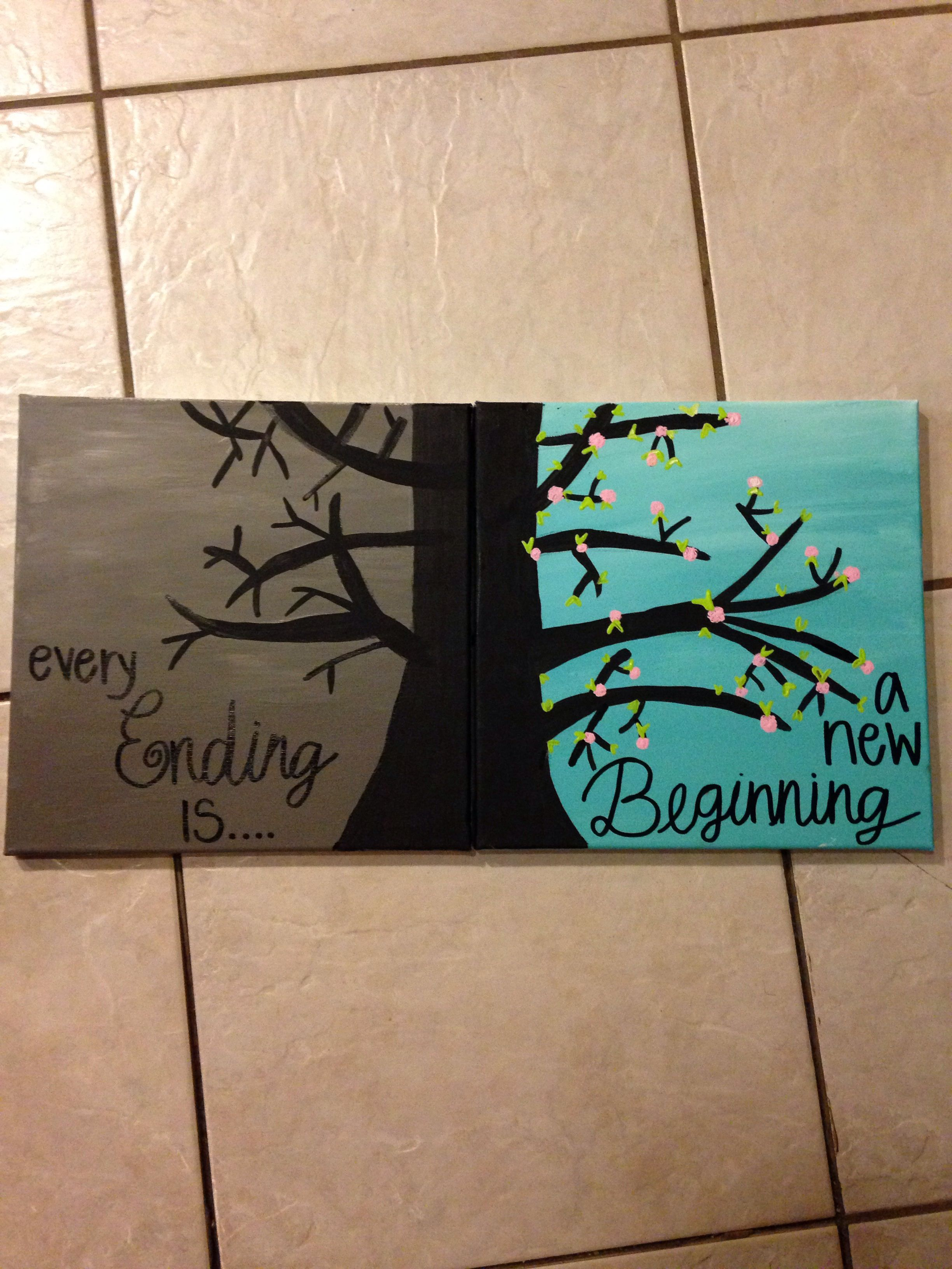 D Living Gutschein Diy Crafts Canvas Trees Would Be Cool To Have 4 Canvases