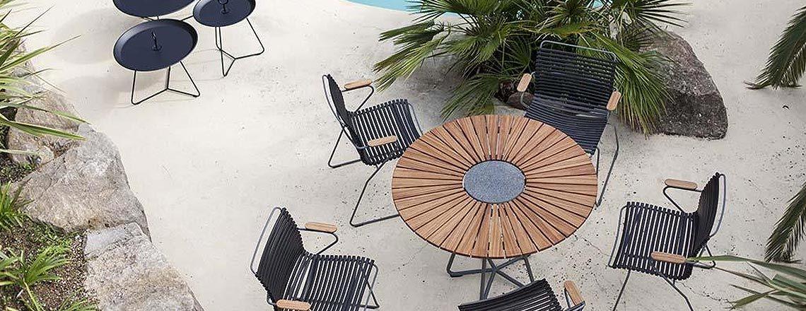 Pin Von Villa Schmidt De High End Outdoor Furniture Sunshades Auf Houe Gartenmobel Garten Und Wolle Kaufen
