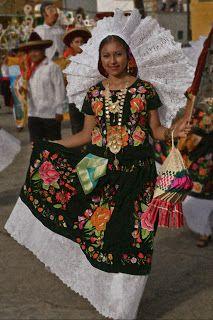 Oaxaca: El Istmo de Tehuantepec y el vestido de tehuana ...