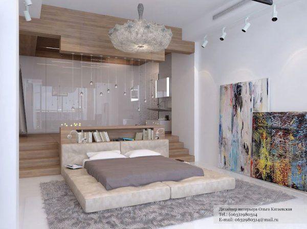 Chambre Sakura, salle de bain et dressing Bedrooms