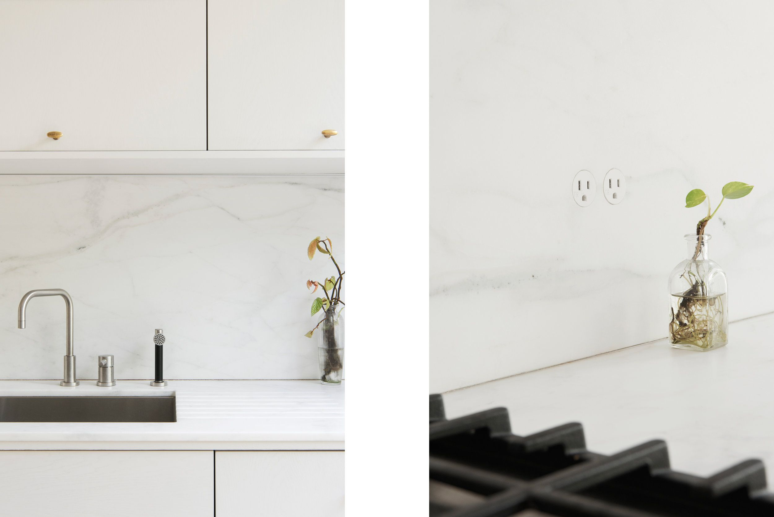 7a Jpg Light Plugs Integrated White Oak Floors Floor Installation Marble Backsplash