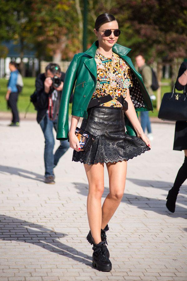 流行时尚:深绿色,今冬就穿它来显衣品! - 由backandforth 发表 - 文学城