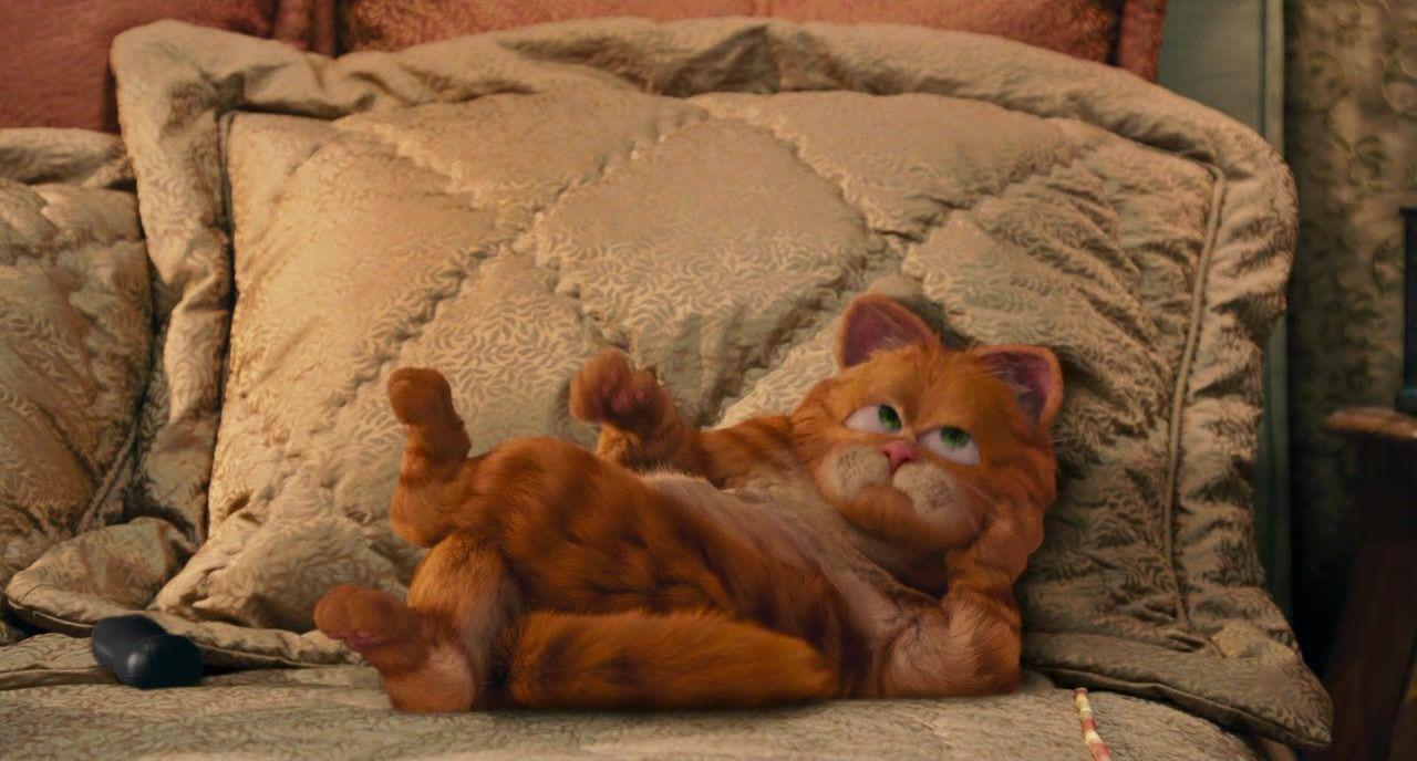 Screencap and Image For Garfield 2: A Tail of Two Kitties | Fancaps.net |  Garfield, Garfield 2, Kitty