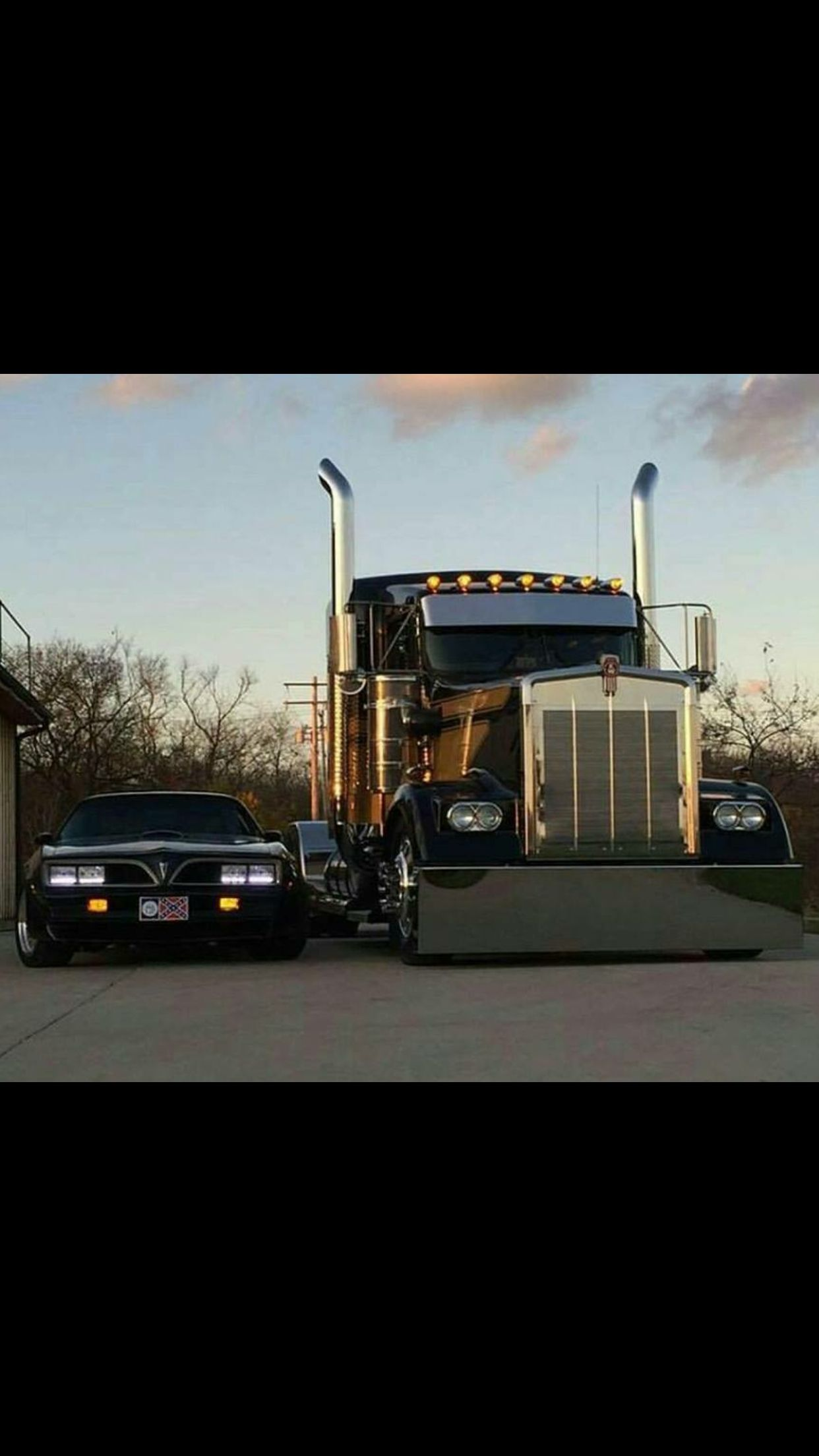 Smokey And The Bandit Kenworth : smokey, bandit, kenworth, Smokey, Bandit, Trucks,, Kenworth, Trucks