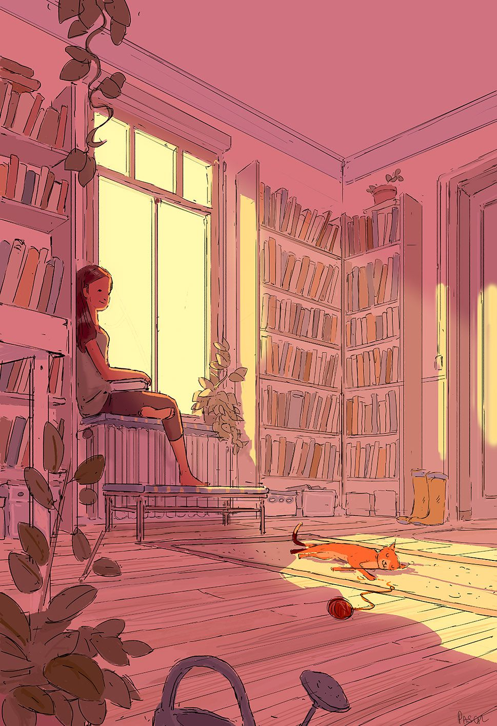 Another Good Spot Pascalcampion Art Beautiful Art Amazing Art