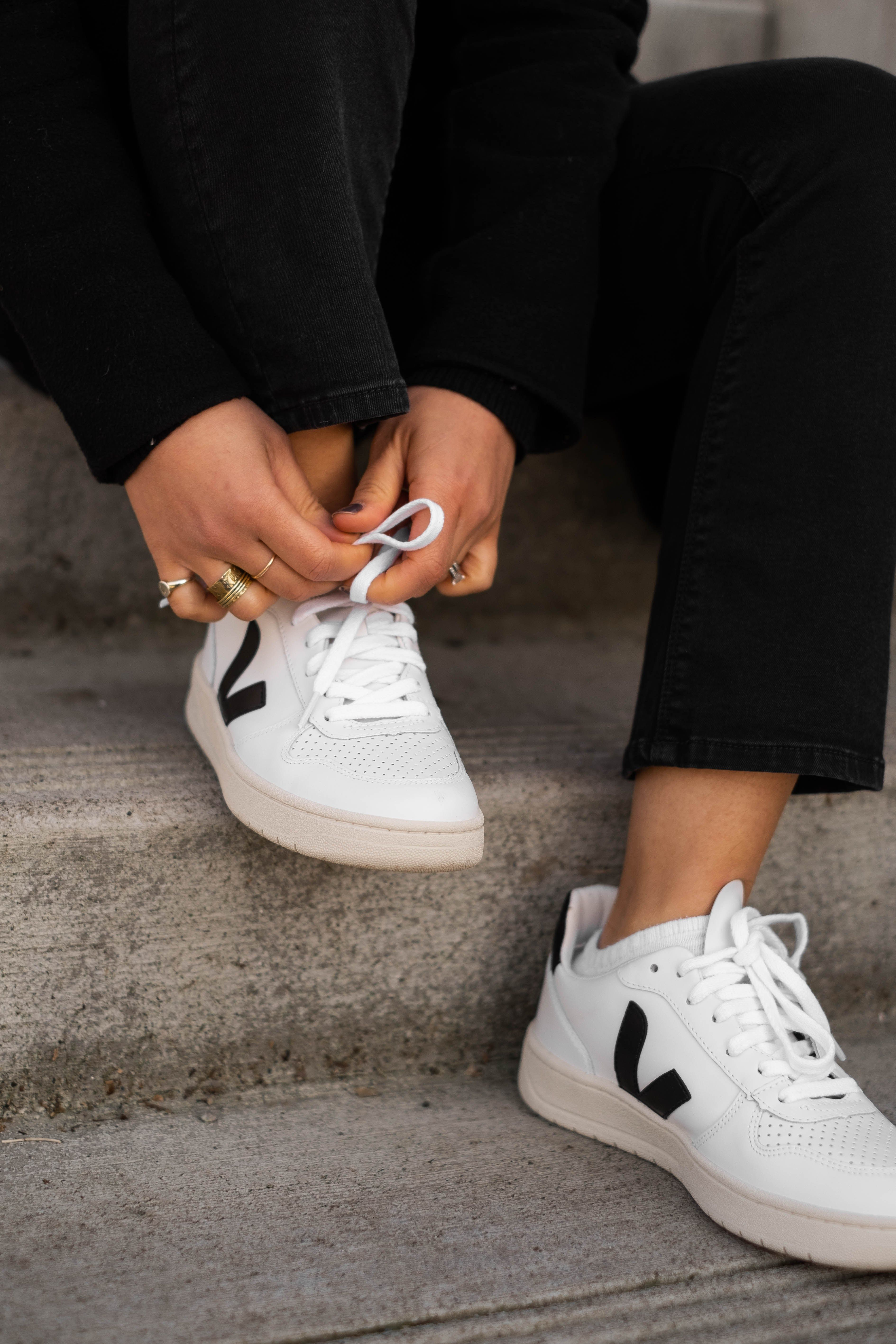Why You Need a Pair of Veja Leather Sneakers | seattle
