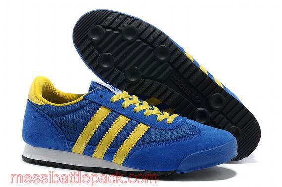 adidas dragon yellow blue off 67% - www.usushimd.com