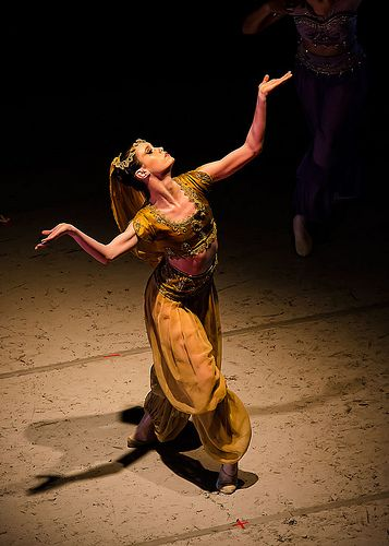 "Nutcracker Ballet - Arabian ""Coffee"" 